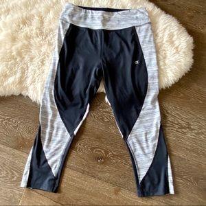 2/$30 Champion cropped leggings